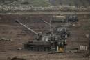 Golan: tirs de roquettes en provenance de Syrie, Israël riposte