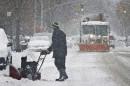 Tempête de neige: «Nous n'avons pas les mêmes critères que New York»