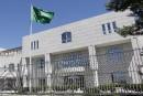 Ottawa: manif devant la porte de l'ambassade d'Arabie saoudite