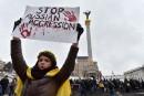 L'Ukraine somme Poutine de faire cesser le conflit