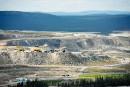 Mine du lac Bloom sous la protection de la loi: drame sur la Côte-Nord