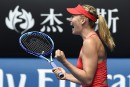 Sharapova affrontera Serena Williams en finale