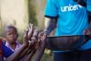 L'UNICEF en mal de fonds