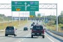 La qualité du réseau routier dépasse la moyenne de l'ensemble du Québec