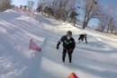 Les inscriptions sont ouvertes en vue du Ice Cross Downhill
