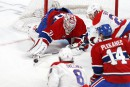 Capitals 0 - Canadien 1 (pointage final)