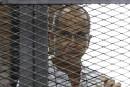 L'Égypte libère un journaliste d'Al-Jazeera: de l'espoir pour le Canadien Fahmy?