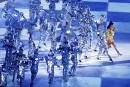 Spectacle de la mi-temps: la jungle de Katy Perry