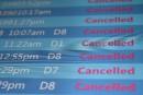 Nouvelle tempête: blizzard, froid et vols annulés à Montréal