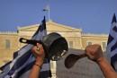 Grèce: l'austérité s'est traduite par une hausse des suicides