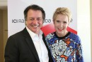Jean-Luc Mongrain coanimera un talk-show estival