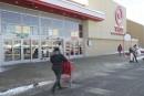 Fermeture de Target: beaucoup de clients pour de minces rabais