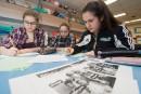 Raif Badawi: les élèves prennent la plume pour écrire au ministre
