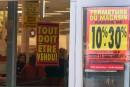 Des rabais maigrichons chez Target