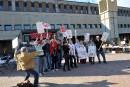 Des scénarios de grève sur la table à l'UdeS et au Cégep