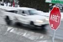 Surveillance accrue du respect de la signalisation et des feux de circulation