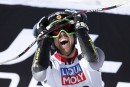 Dustin Cook vice-champion du monde en super-G