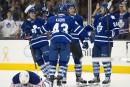 Les Maple Leafs mettent fin à leur séquence noire