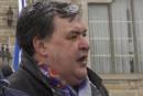 Funérailles de Gilles Rhéaume le 21 février