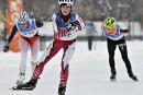 Triathlon d'hiver: la compétition relevée d'un cran