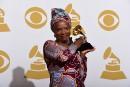 Angelique Kidjo récompensée aux Grammys