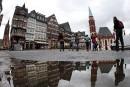 L'Allemagne a attiré un nombre record de touristes en2014