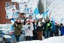 La qualité et la sécurité des soins en péril, disent les manifestantes
