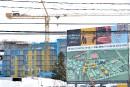 Des projets non-résidentiels de4,5 milliards$ dans la région de Québec