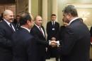 Soulagement après l'accordpour un cessez-le-feu en Ukraine