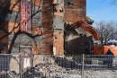 Démolition de l'église Saint-Philippe: le budget respecté