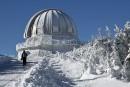 Observatoire du Mont-Mégantic: des étudiants dénoncent l'incertitude