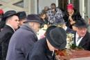 Dernier hommage aux victimes de l'incendie de Drummond