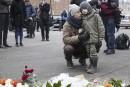 Solidarité et recueillement à Copenhague après les attaques