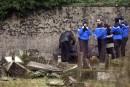 Profanation d'un cimetière juif en France: cinq mineurs arrêtés