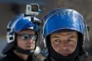 Caméras pour les policiers: «préoccupations»pour la vie privée