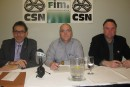La CSN demande à Résolu d'investir à Rivière-aux-Rats plutôt que de quêter du bois