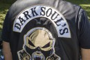 Frappe chez les motards criminels Dark Soul's