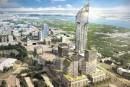 La Ville songe à élargir la zone où les gratte-ciel seraient permis