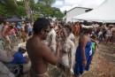 Farandula: exubérance des corps à l'île de Pâques
