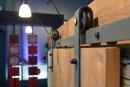 Trouvailles coulissantes au Salon Expo Habitat