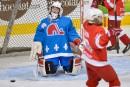 La machine russe trop forte pour les petits Nordiques