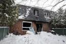 Deux adolescents blessés dans un incendie