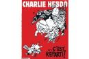 Charlie Hebdo place en une ses cibles favorites