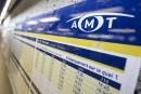 Un lock-out au CN n'affecterait pas les services de l'AMT