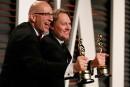 Chris Williams remporte l'Oscar du meilleur film d'animation