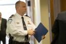 «Ce n'était pas mon intention de le [Ian Lafrenière] menacer», assure l'accusée