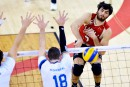Rouge et Or volleyball: deux routes, une destination