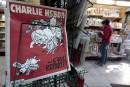 De retour en kiosque, Charlie Hebdo se vend doucement