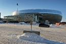Bussières propose des visites de l'amphithéâtre durant Expo Québec