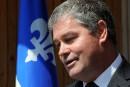 Yves Bolduc quitte la politique